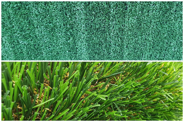 דשא סינטטי ארוך או קצר