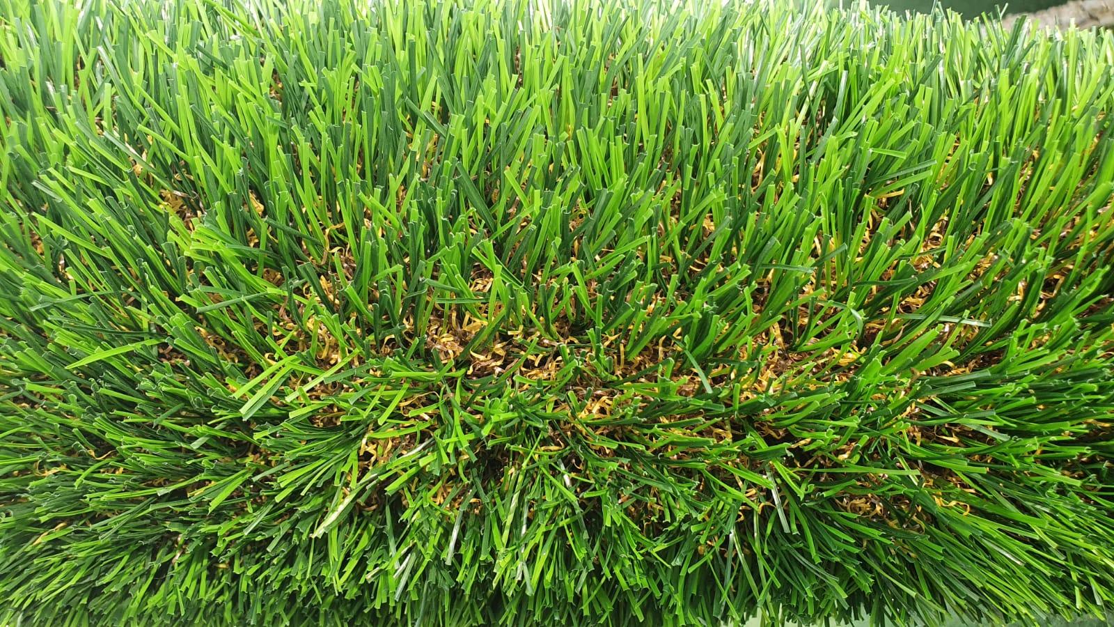 משקל סיבים דשא סינטטי