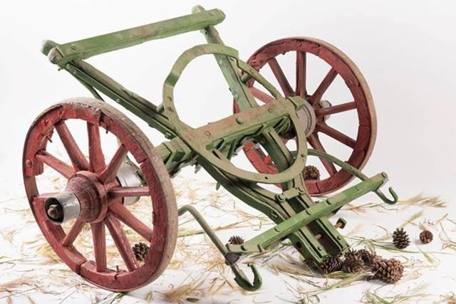 גלגלי מחרשה עתיקים