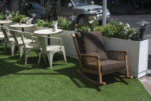 דשא סינתטי לעסקים