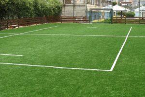 דשא סינתטי לכדור רגל
