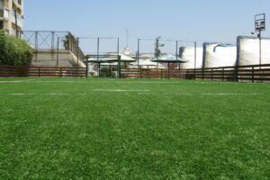 דשא סינתטי למגרש כדורגל