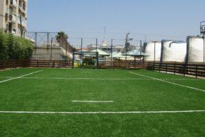 דשא סינטטי למשטחי ספורט