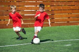דשא סינטטי לכדורגל