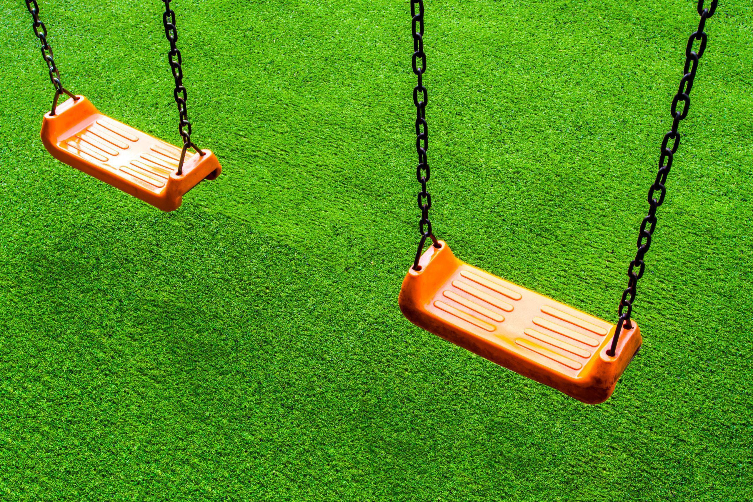 דשא סינטטי משטחי בטיחות
