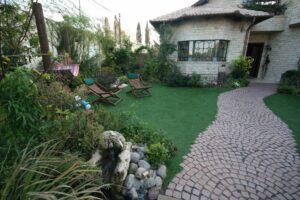 דשא סינתטי לגינה בפתח תקווה
