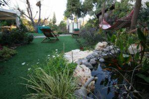 דשא סינתטי לגינה בקרית אונו