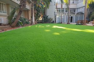 דשא סינתטי בית ספר יסודי