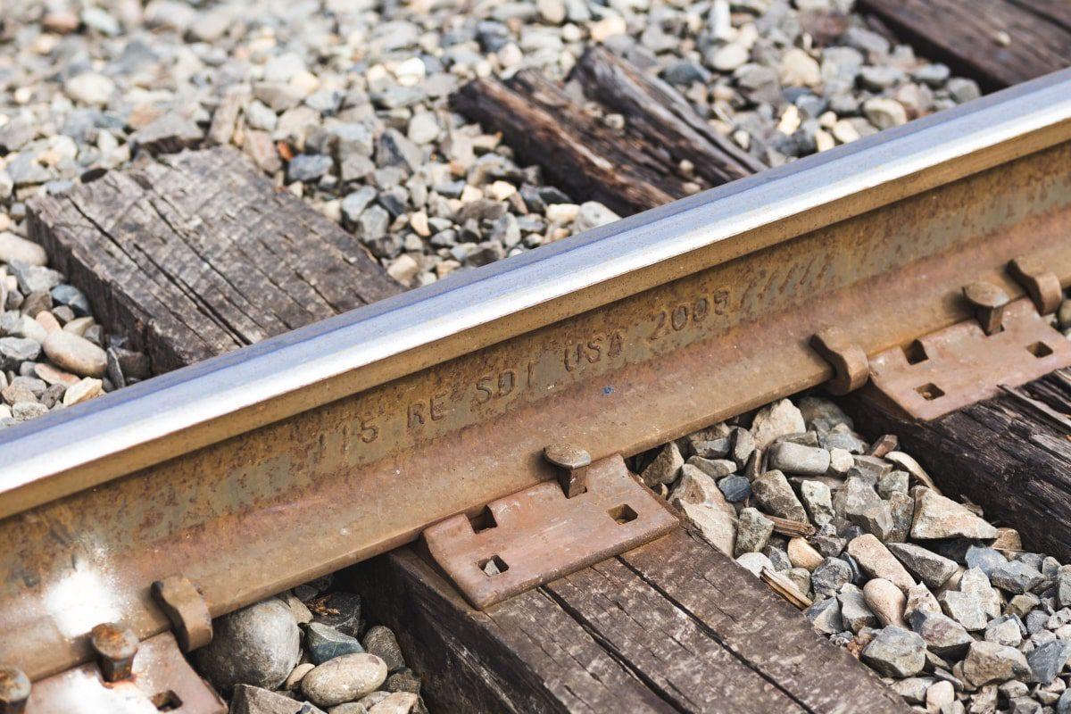אדני רכבת מסילות רכבת