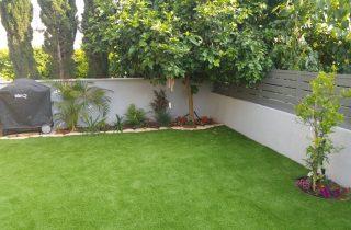 דשא סינטטי ברמת אפעל