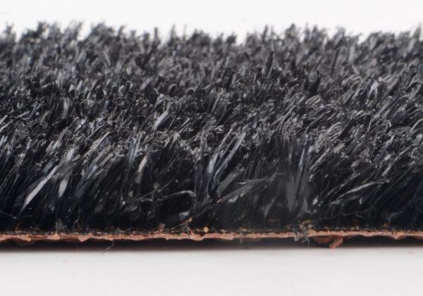 דשא סינטטי שחור