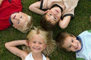 דשא סינטטי הפתרון המושלם לילדים