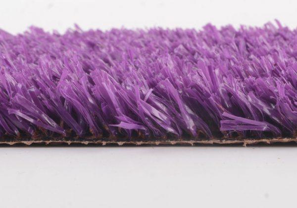 דשא סינטטי violet