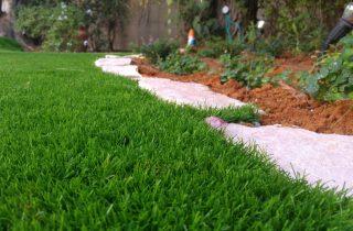 דשא סינטטי בחגור
